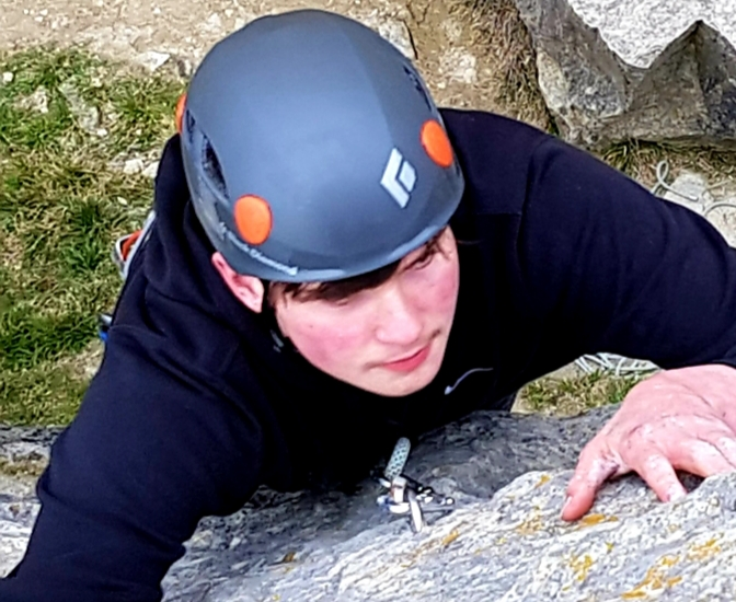 Youth Rock Climbing Summer Camp 2019 - Hepworth Adventures