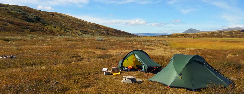 DofE Duke of Edinburgh Gold Expedition to Norway