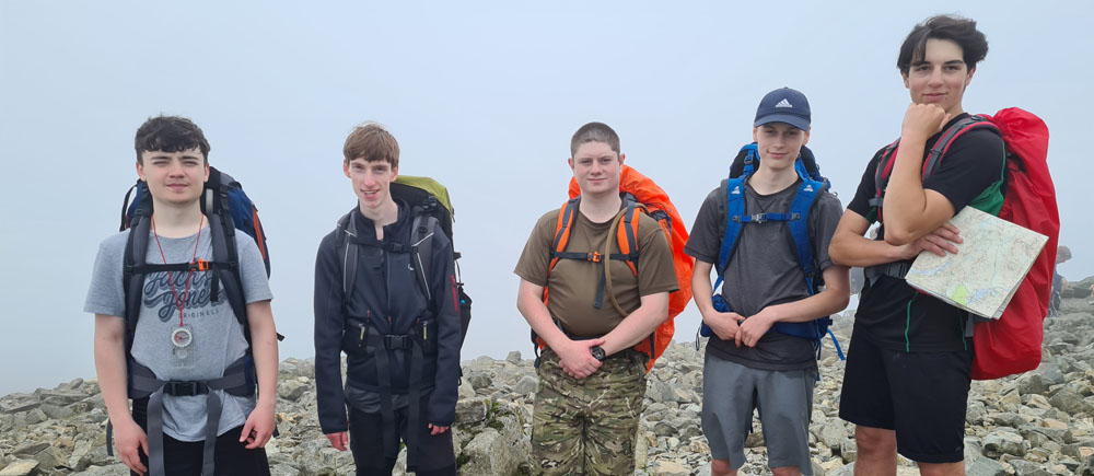 Hepworth Adventures on Scafell Pike